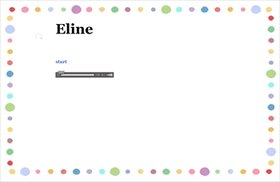 Eline Game Screen Shot2