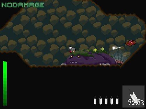 マシンケン 暗黒の谷 Game Screen Shot