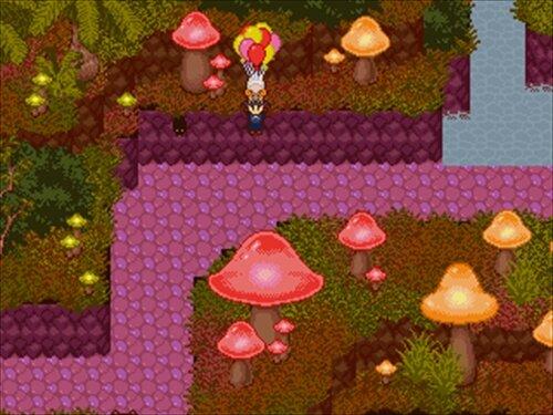 夕闇の森の星拾い Game Screen Shot1