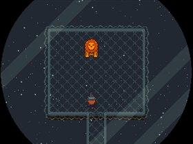 夕闇の森の星拾い Game Screen Shot3