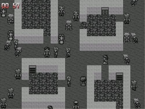 ゾンビよけ Game Screen Shot1