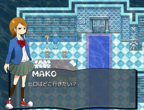 ライブラリウム Game Screen Shot1