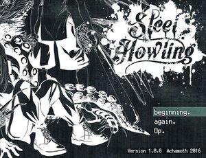 Steel howling Game Screen Shot
