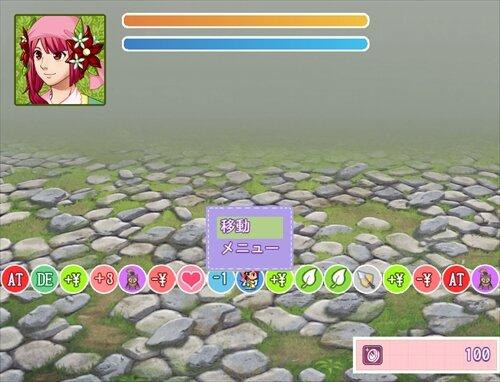 戦うパティシェ!パフェ奮闘記 Game Screen Shot1