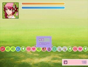戦うパティシェ!パフェ奮闘記 Game Screen Shot