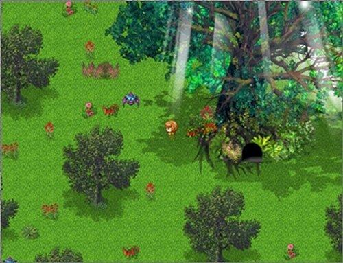 破滅の魔獣を倒せ Game Screen Shot4