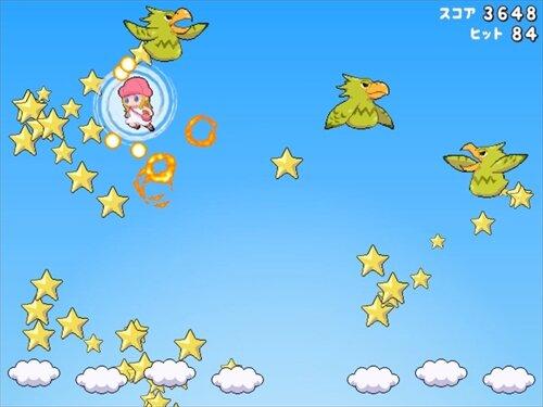 連続ジャンプ サトルくん3 Game Screen Shot
