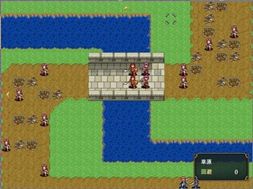 アカウント戦記 Game Screen Shot5