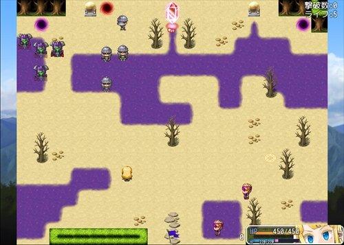 フェイタリティーズ Game Screen Shot1