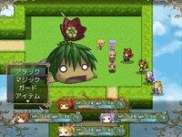 続・小さな不思議の迷宮のゲーム画面