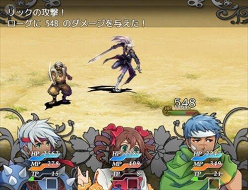 続・ゲームプレイヤーが魔王に転生した件について Game Screen Shot5