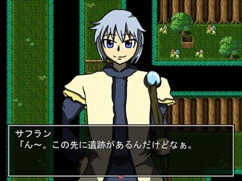 結界魔導士サフラン Game Screen Shots