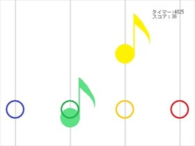 音ゲー Game Screen Shot2