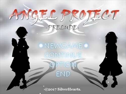 Angel Project -Prelude- Game Screen Shots