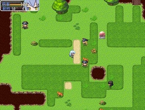 リベリオン・アゲインスト・チョコレートライク Game Screen Shot2