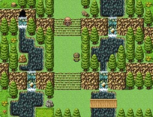 勇者の剣を持った父 Game Screen Shot
