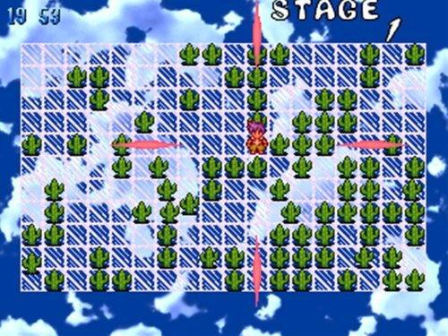 サボテンを斬れ! ~完全版~ Game Screen Shot1