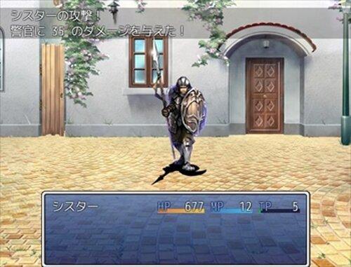 シスターさんの募金活動 Game Screen Shot2