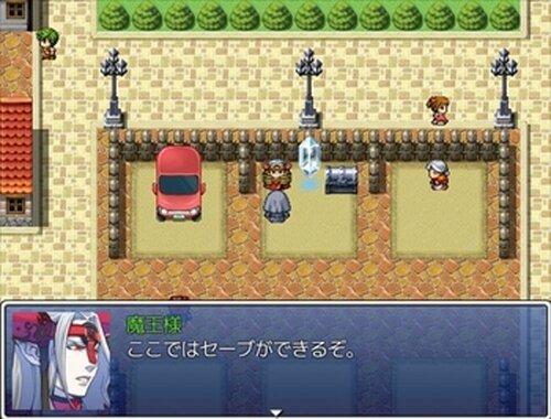 シスターさんの募金活動 Game Screen Shot3