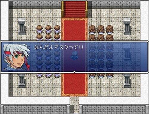 逃げろ!放て! Game Screen Shot2