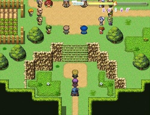 魔王様が1時間で世界を征服するRPG Game Screen Shot4