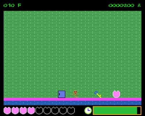 クイックエスケーパー4 Game Screen Shot1