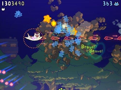 コネコネイビー Game Screen Shot