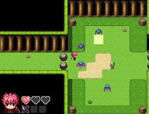 ライアス伝記 Game Screen Shot1