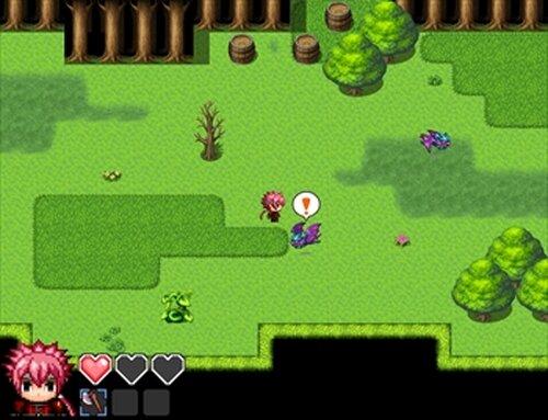ライアス伝記 Game Screen Shot2