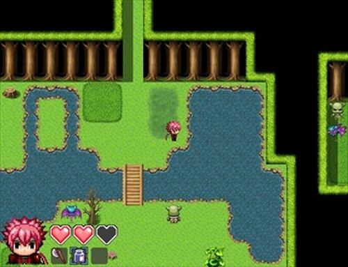 ライアス伝記 Game Screen Shot5