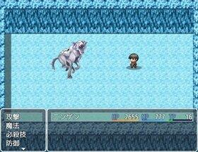 ニンゲンとワルキューレ Game Screen Shot3