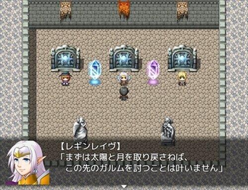 ニンゲンとワルキューレ Game Screen Shots