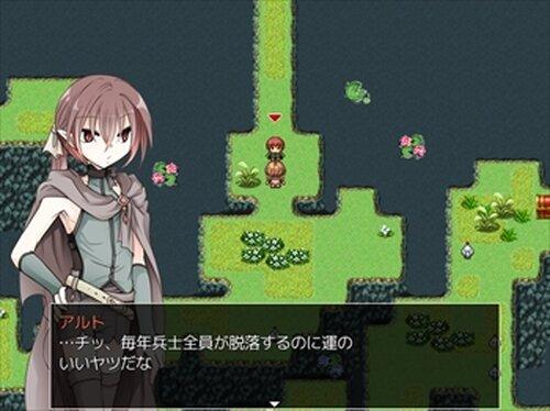 月葬ノージア Game Screen Shot2