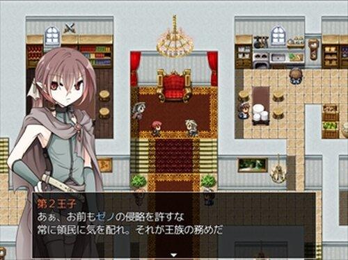 月葬ノージア Game Screen Shot5