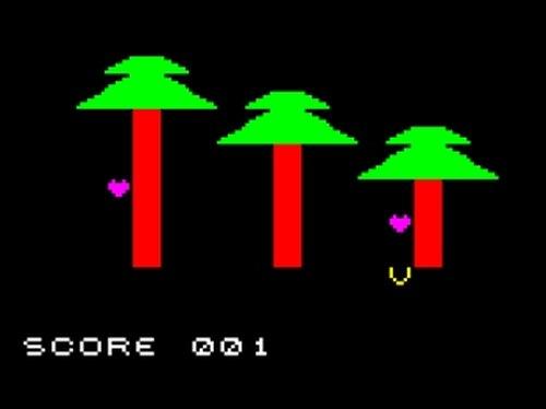 森の果実 CGGFW Game Screen Shot2