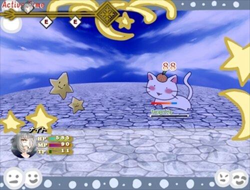 すのー☆あんど☆ないと Game Screen Shot3
