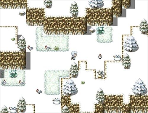 ラージェナス~雪の大地と白き騎士~ Game Screen Shot4