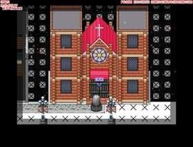 聖者と雪と星降る夜 Game Screen Shot3