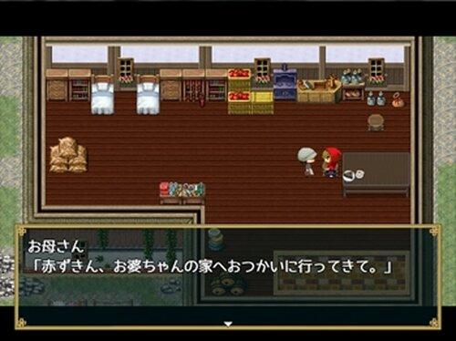 FunkyStoryMode赤ずきんプチ 1.03 Game Screen Shot3