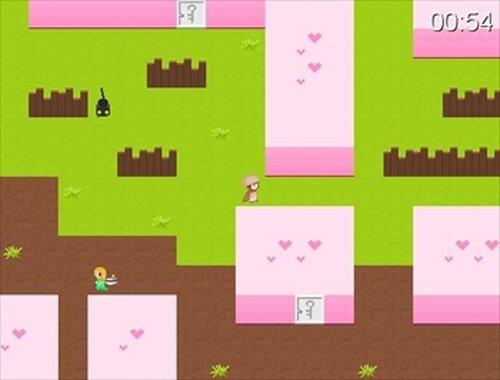 ほんとうのいえ Game Screen Shot3