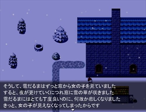snowman Game Screen Shot3