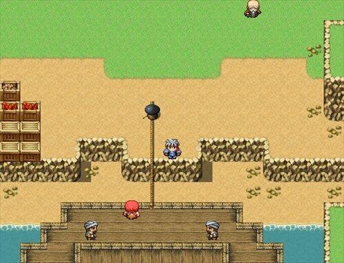 未開の島の調査録 Game Screen Shot