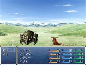 未開の島の調査録 Game Screen Shot5