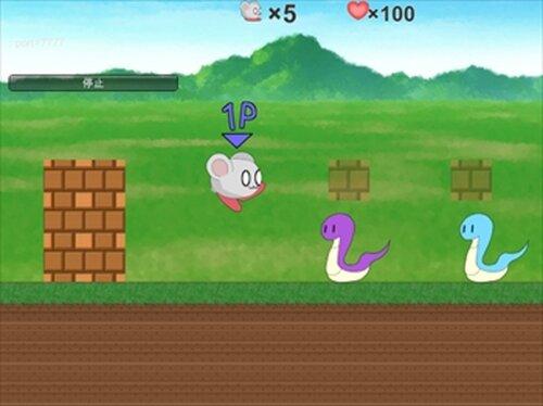 ハムマルブラザーズ Game Screen Shot3