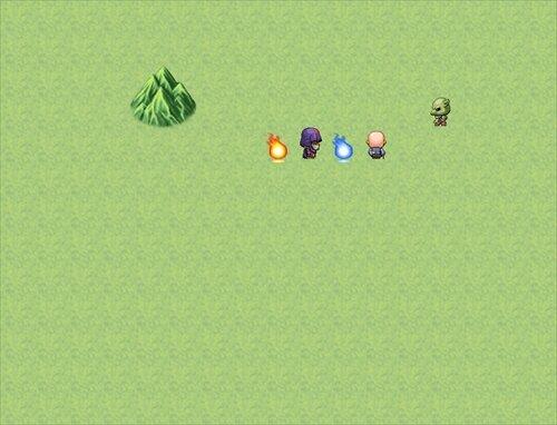 トライアルv-01 Game Screen Shot1