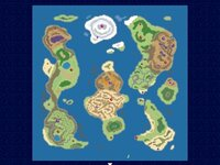 ぼうけんのほし - 先行版のゲーム画面