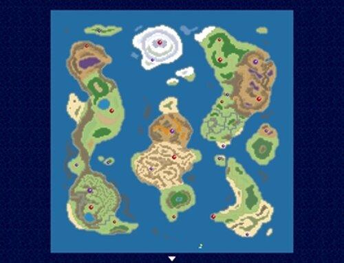 ぼうけんのほし - 先行版 Game Screen Shots