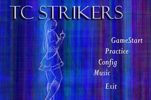 TCストライカーズ1   ver1.41 Game Screen Shot2