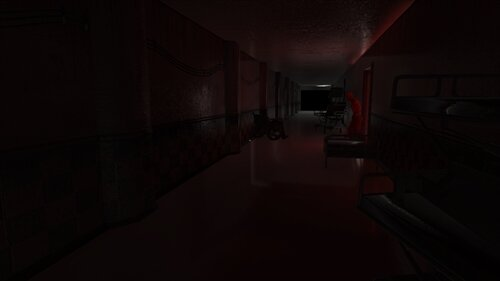 Cursed Hospital~呪われた病院から脱出~  Game Screen Shot1