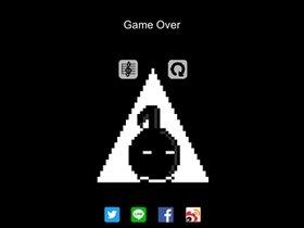 YASUHATI (休むな!8分音符ちゃん♪)(不要停!8分音符醬♪) Game Screen Shot4